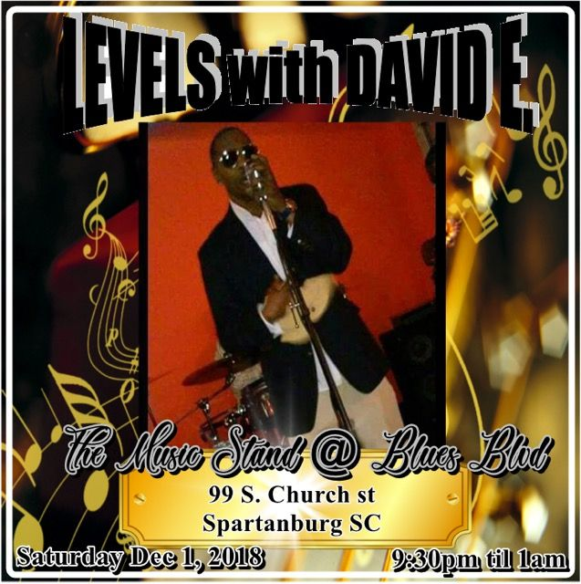 Levels with David E - Blues Boulevard